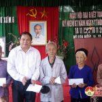 Xóm 6, xã Mỹ Sơn tổ chức ngày hội đại đoàn kết
