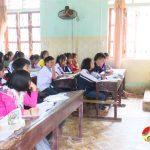 Trường THCS Bạch Ngọc với phong trào thi đua dạy tốt, học tốt