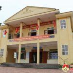 Ban chỉ đạo Nông thôn mới tỉnh thẩm định các tiêu chí tại xã Bồi Sơn