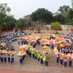 40 năm thành lâp trường THCS Lý Nhật Quang