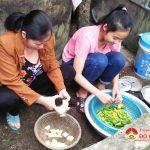 Em Nguyễn Thị Bình chăm ngoan, học giỏi