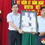 Xóm 6, xã Bồi Sơn tổ chức ngày hội Đại đoàn kết toàn dân