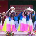 Trung tâm giáo dục thường xuyên Đô Lương: Mít tinh kỉ niệm 35 năm ngày nhà giáo Việt Nam.