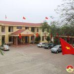 Ban chỉ đạo Nông thôn mới tỉnh thẩm định các tiêu chí tại xã Đặng Sơn