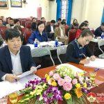 Hội nghị công tác xây dựng trường chuẩn Quốc gia các trường THPT Đô Lương