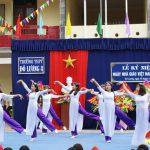 Trường THPT Đô Lương 3 kỉ niệm ngày nhà giáo Việt Nam 20/11