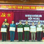 Đô Lương: Sơ kết 2 năm thực hiện chế độ, chính sách với dân công hỏa tuyến