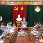 UBND huyện Đô Lương triển khai công tác chuẩn bị lễ hội Đền Quả Sơn năm 2018