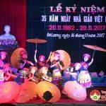 Đô Lương tổ chức kỷ niệm ngày nhà giáo Việt Nam