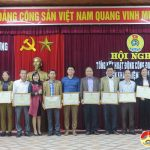 Liên đoàn Lao động huyện Đô Lương: Tổng kết hoạt động Công đoàn năm 2017