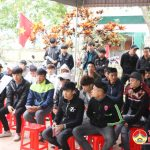 Đô Lương: 580 thanh niên tham gia khám tuyển nghĩa vụ quân sự