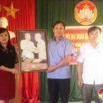 Xóm 6, xã Tràng Sơn tổ chức ngày hội đại đoàn kết toàn dân