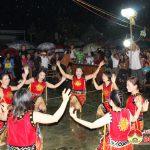 Xóm Xuân Bài – Xuân Sơn tổ chức ngày hội Đại đoàn kết.