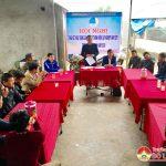 Câu lạc bộ Thanh niên lập nghiệp Đô Lương tổ chức tổng kết  hoạt động năm 2017