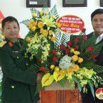 Đồng chí Ngọc Kim Nam thăm, tặng quà tại giáo xứ Xuân Sơn xã Hòa Sơn nhân dịp lễ giáng sinh 2018.