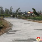 Hiến Sơn: Đầu tư 11 tỷ đồng làm đường bê tông.