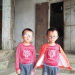 Hoàn cảnh đáng thương của cặp song sinh tại xã Hồng Sơn