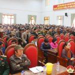 Huyện ủy  Đô Lương tổ chức triển khai học tập, quán triệt và thực hiện NQ TW 6 khóa XII của Đảng cho 300 cán bộ chủ chốt từ  huyện đến cơ sở.