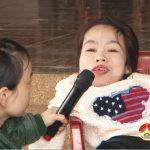 Người phụ nữ tàn tật say mê làn điệu dân ca