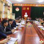 Hội Đồng nhân dân huyện thảo luận tại 9 tổ.