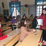 181 giáo viên Tiểu học tham gia kỳ thi dạy giỏi