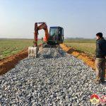 Tràng Sơn: Đầu tư trên 10 tỷ xây dựng trường và đường giao thông