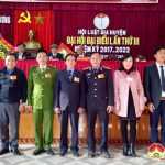 Hội luật gia huyện Đô Lương tổ chức Đại hội khóa III nhiệm kỳ 2017- 2022