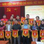 Phòng GD huyện Đô Lương tổng kết hội khỏe Phù Đổng năm học 2017 – 2018