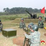 Sư đoàn 324: Diễn tập chỉ huy cơ quan một bên ba cấp ngoài thực địa
