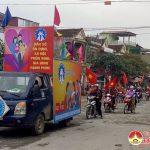 Nghệ An: Phát động hưởng ứng tháng hành động Quốc gia về dân số năm 2017