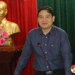 Bí thư tỉnh ủy Nguyễn Đắc Vinh làm việc với Ban thường vụ huyện ủy Đô Lương