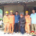 Điện lực Đô Lương nỗ lực phục vụ nhân dân