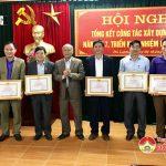 Huyện ủy Đô Lương tổng kết công tác Đảng năm 2017