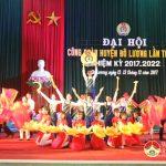 Đại hội công đoàn huyện Đô Lương lần thứ VIII nhiệm kì 2017 – 2022