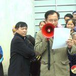 Xã Thịnh Sơn: Cưỡng chế công trình xây dựng trái phép