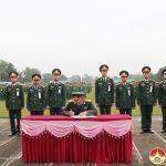 """Trung đoàn 335, Sư đoàn 324 Phát động thi đua  """"Tuổi trẻ Đoàn Thảo Nguyên xung kích, sáng tạo, quyết thắng""""."""
