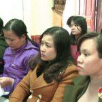 UBND huyện tổ chức hội nghị kiểm tra, rà soát lại hộ nghèo, cận nghèo năm 2017