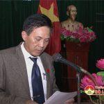 HĐND Thị Trấn tổ chức kì họp thứ V khóa VI nhiệm kì 2016 – 2021