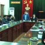 Sở giáo dục thẩm định THCS Lý Nhật Quang đạt chuẩn Quốc gia mức độ 2