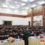 Đảng ủy Sư đoàn 324 Học tập, quán triệt thực hiện Nghị quyết Trung ương 6, khóa XII của Đảng