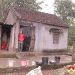 Hoàn cảnh đáng thương của gia đình em Nguyễn Hồng Châu