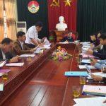 Đô Lương tổ chức hội nghị đánh giá kết quả xây dựng xã, thị trấn đạt chuẩn tiếp cận pháp luật năm 2017