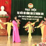 Xã Thượng Sơn: Đại hội đại biểu hội nông dân nhiệm kỳ 2018 – 2023