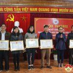 Hội chữ thập đỏ Huyện tổng kết công tác năm 2017