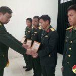 Đô Lương tổng kết công tác Quân sự Quốc phòng năm 2017