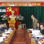 Huyện ủy Đô Lương phối hợp với báo Nghệ An trong công tác tuyên truyền và phát hành, sử dụng báo Nghệ An năm 2018