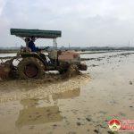 Đô Lương bơm 23.000m3 nước/ giờ phục vụ sản xuất vụ Xuân 2018