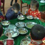 Đô Lương tăng cường kiểm tra bếp ăn bán trú trường học