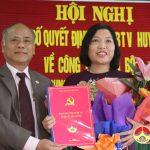Huyện ủy Đô Lương tổ chức hội nghị công bố quyết định của BTV Huyện ủy về công tác cán bộ năm 2018