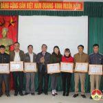 Hội nông dân huyện Đô Lương: Tổng kết hoạt động công tác hội năm 2017, triển khai nhiệm vụ năm 2018.